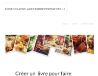 Screenshot photographe-arretsurevenements-16.com
