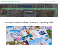 Screenshot photographielavie.fr